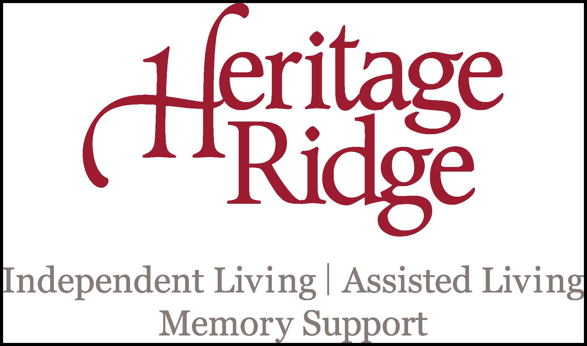 Heritage Ridge logo
